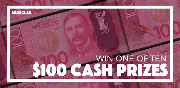 Win One of Ten $100 CASH Prizes!